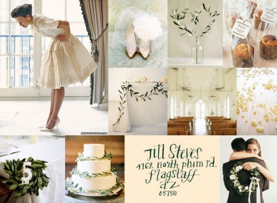 446-evergreen-wedding-decor-winter-wedding-ideas